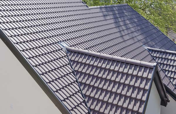 Double-Roman-tiled-roof