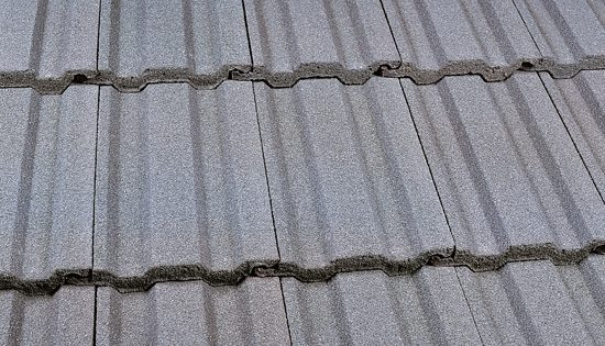 Interlocking Tile Greystone