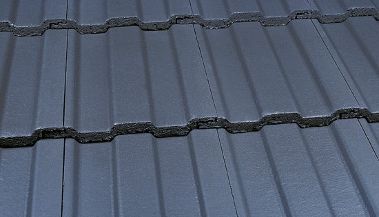 Interlocking Tile Smooth Grey